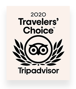 Travelers' Choice 2020 Tripadvisor