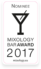 Mixology Bar Award Nominee 2017