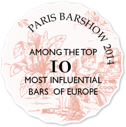 Award Paris Barshow 2014